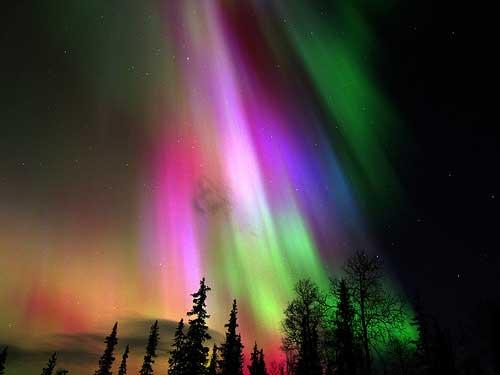 Finlandia y la Aurora Boreal