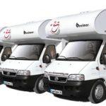Auto-caravanas baratas para alquilar desde 80 euros al día