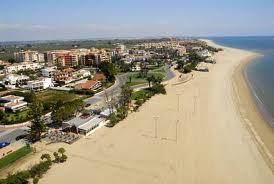 Ayamonte, desembocadura del Guadiana, playas y marismas