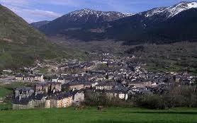 El Valle de Arán. Estación de esquí Baqueira Beret y pueblos