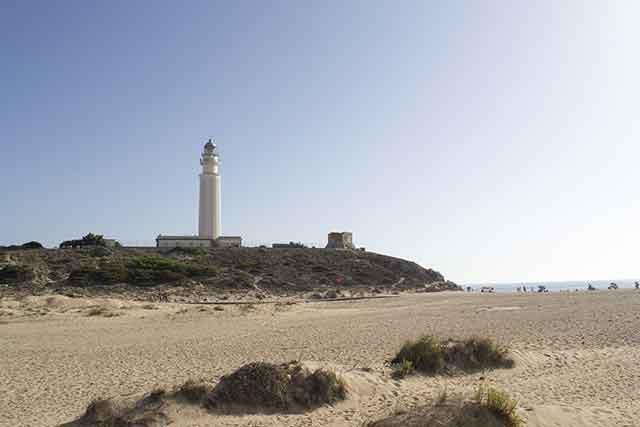 Marismas de Barbate y La Breña   Vacaciones y fines de semana en Cádiz
