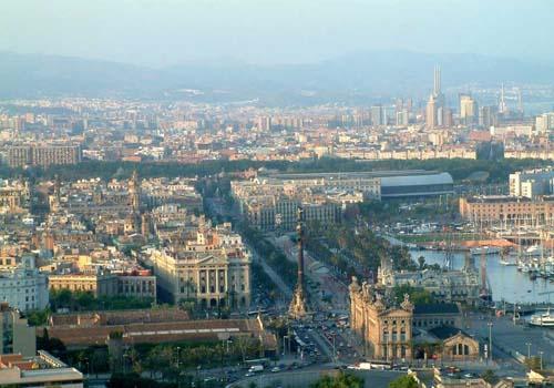 Escapada familiar en Barcelona