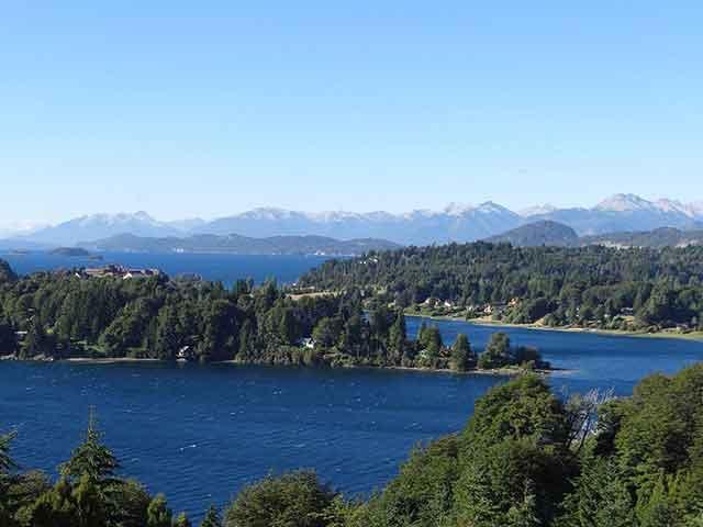 Bariloche (Patagonia): Ruta travesía al Refugio de montaña Emilio Frey