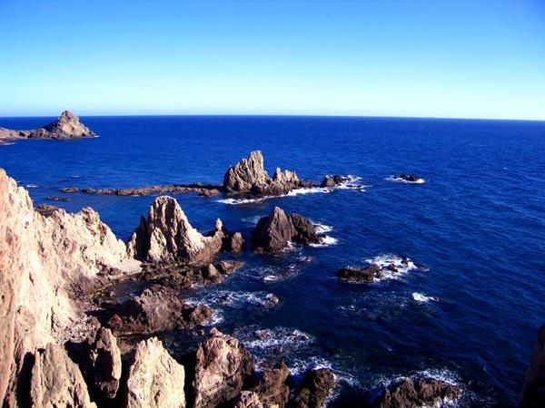 Escapadas a la playa: Almería y la costa de Cabo de Gata