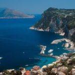 Escapada romántica a la Isla de Capri. Italia