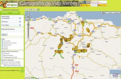 Asturias: Vías Verdes para senderismo, rutas en bicicleta…