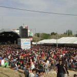 Festivales de Primavera: Viñarock 2008