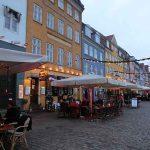 Caminar por Copenhague durante un fin de semana por Europa