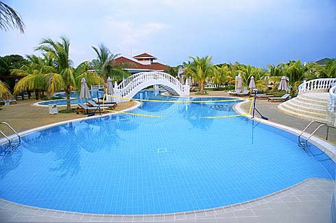 El hotel que mejor cuida el medioambiente de Cuba