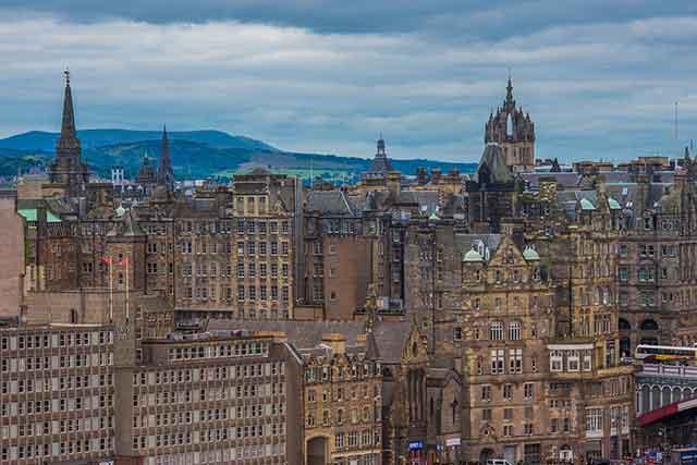 Edimburgo | Ofertas para Escocia y lugares de interés