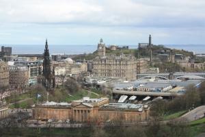 Dos días en Edimburgo