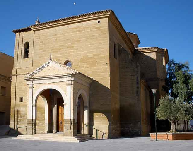 Ruta de las Cinco Villas de Aragón: Tauste, Ejea de los Caballeros, Sadaba, Uncastillo y Sos del Rey Católico