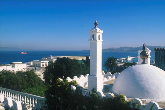Tanger, Marruecos exótico