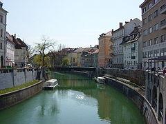 Liubliana. Eslovenia. La bella desconocida