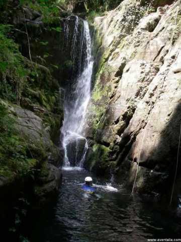 Fin de semana de aventura en Asturias. Descenso de cañones en los Picos de Europa.