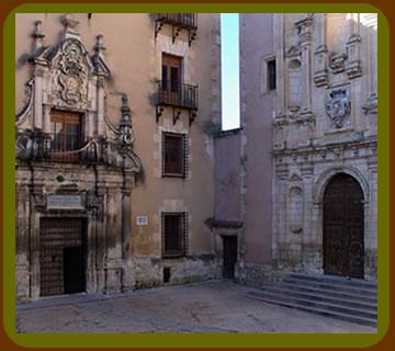 Visitar Cuenca: la Ruta del Alcázar y la Judería