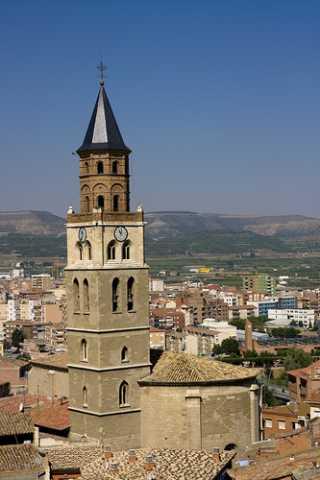 Turismo rural en Aragón | Fraga y sus monumentos