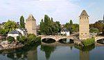 Estrasburgo, ciudad medieval entre Francia y Alemania