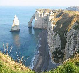 Ruta por Normandia, Francia