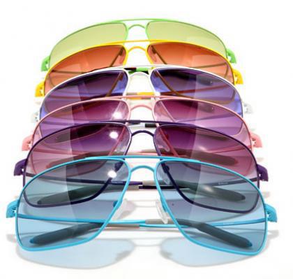Protege bien tus ojos vayas donde vayas: Filtros de color para gafas de sol
