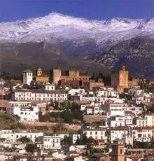 Granada, Comarca de la Alpujarra, Sierra Nevada y pueblos