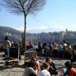 Granada mágica: El Mirador de San Nicolás