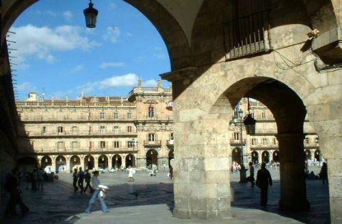 Salamanca. Ciudades con encanto de Castilla y León