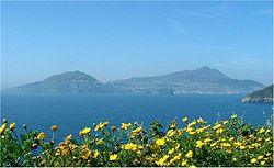 Isla de Ischia, puerta de entrada al Golfo de Nápoles