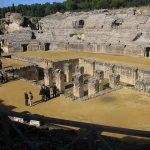 Excursión a Itálica, un viaje al pasado romano