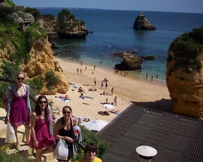Playas de Lago. Fines de semana y vacaciones en Portugal