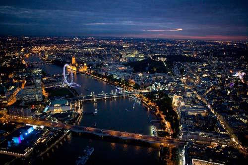 Fin de semana en Londres. Marcha y diversión asegurada