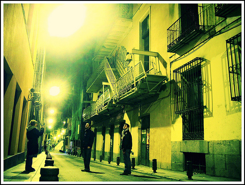 Fin de semana de marcha en Madrid: La Movida