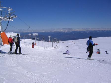 Estación Manzaneda. Esquiar y mucho más en Galicia