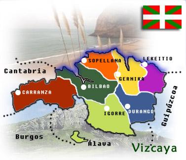 Costa de Bizkaia. Playas y atractivos de Euskadi