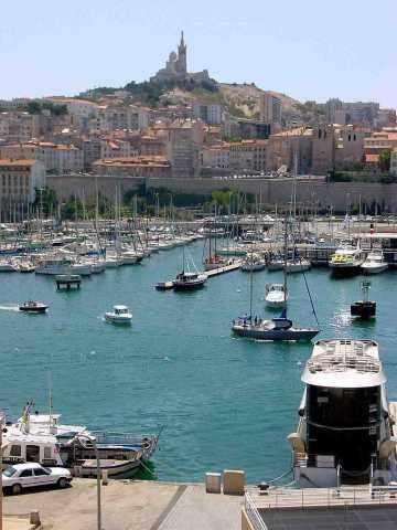 Marsella: Sol, Playa e Historia