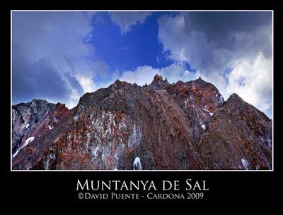 Montaña de Sal de Cardona (Barcelona)