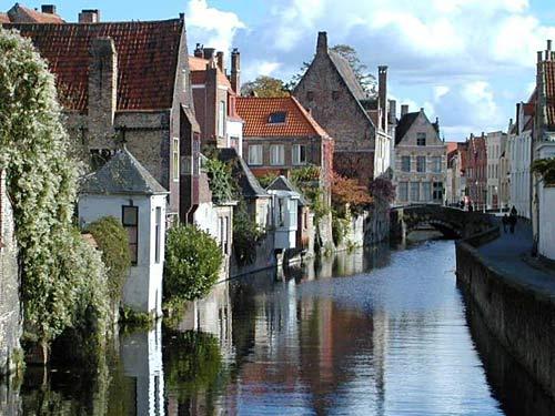 Brujas (Bélgica). Maravillas de Europa