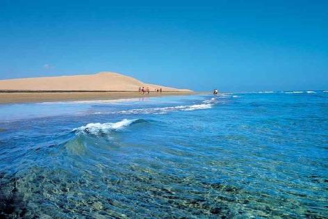 Viaje a las Playas de Gran Canaria: Una Escapada de Sol y Diversión
