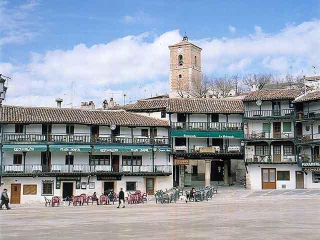Chinchón, turismo rural para los 5 sentidos en la Comunidad de Madrid