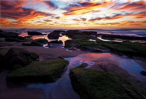 Playas y costas de Argentina: Turismo en el Mar del Plata