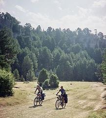 Rutas en bicicletas por España. La Ruta del Cid