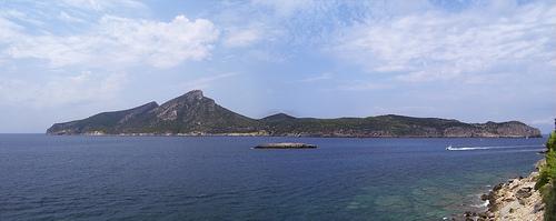 Isla Sa Dragonera | Lugares paradisíacos en Islas Baleares