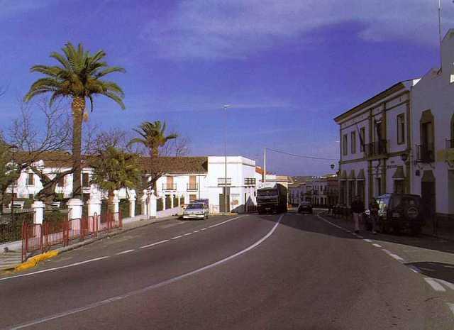 Turismo rural en Huelva: Santa Olalla del Cala