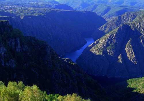 Orense rural: La ruta del Catamarán por los Cañones del Río Sil