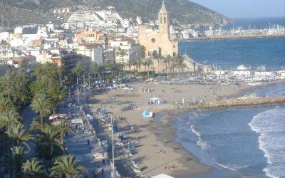 Sitges: Playas, visitas interesantes y lugares con encanto