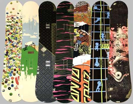Ranking: las mejores marcas de tablas de snowboard