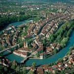 Suiza, Berna y el hermoso Valle de Lauterbrunnen.