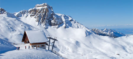 Ofertas viajes de esquí para esta temporada