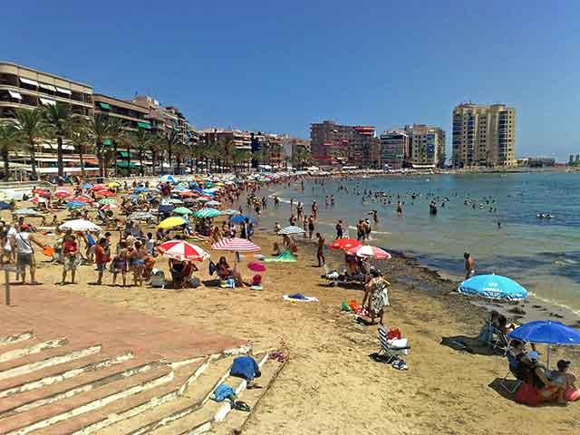 Verano en Alicante   Costa Blanca y las playas de Torrevieja