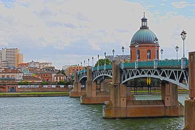 Francia con encanto: Toulouse, la Ciudad Rosa del Arte y la Historia